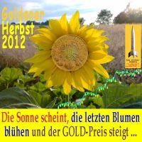 SilberRakete_Goldener-Herbst-Sonnenblume-Goldpreis2