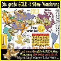 SilberRakete_Grosse-GOLD-Kroeten-Wanderung-China-Panda-Frosch-Winter