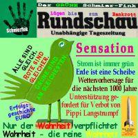 SilberRakete_Gruener-Schmierfink-Rundschau