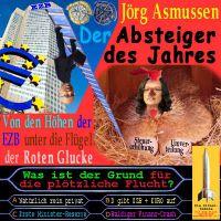 SilberRakete_JoergAsmussen-Absteiger-des-Jahres-EZB-Rote-Glucke-Nahles-Millionaer-Frage-Grund