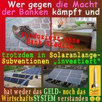 SilberRakete_KeinBankkredit-Solaranlage-nichts-verstanden