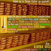 SilberRakete_Keller-100Goldbarren-Bank-Fond-nur-1Prozent-Besitz