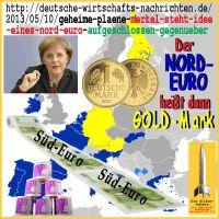 SilberRakete_Merkel-Nord-EURO-GOLD-Mark