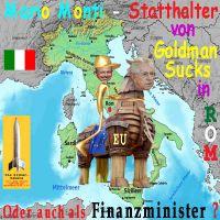 SilberRakete_Monti-Italien-ROM-Statthalter-GoldmanSachs-EU