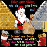 SilberRakete_Nikolaus-2013-Berge-GOLD-SILBER-gute-Preise-Kartell-LBMA-COMEX