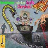 SilberRakete_Notenbanker-zwischen-Skylla-Charybdis-Bernanke-Draghi-Inflation-Deflation-Tod