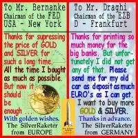 SilberRakete_Offener-Brief-Bernanke-Draghi-GOLD-EURO-deposit