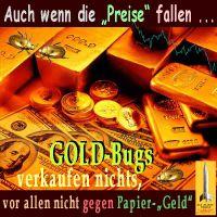 SilberRakete_Preise-fallen-GOLD-Bugs-verkaufen-nichts