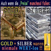 SilberRakete_Preise-fallen-GOLD-SILBER-nie-wertlos