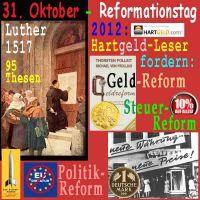 SilberRakete_Reformationstag-1517-2012-Geld-Steuer-Politik