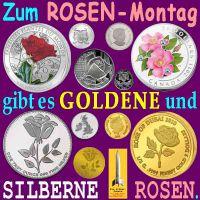 SilberRakete_Rosen-Montag-GOLD-SILBER-Muenzen2