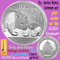 SilberRakete_SILBER-Baeren-Markt-Nie-wieder