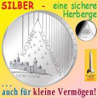 SilberRakete_SILBER-sichere-Herberge-Kleine-Vermoegen