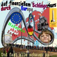 SilberRakete_Schlingerkurs-Europa-Merkel-Schaeuble2