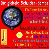 SilberRakete_Schulden-B-o-m-be--brennt-Welt-MMross2