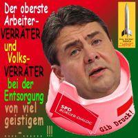 SilberRakete_Sigmar-Gabriel-SPD-Nachttopf-Arbeiter-Volks-Verraeter2