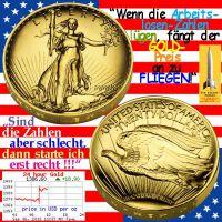 SilberRakete_USA-Arbeitslosenzahlen-Luegen-GOLD-Eagle-fliegen2