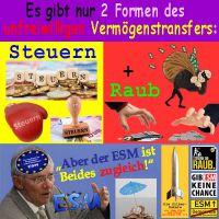 SilberRakete_Unfreiwilliger-Vermoegenstransfer-Steuern-Raub-Schaeuble-ESM-Beides