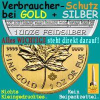 SilberRakete_Verbraucherschutz-GOLD-SILBER-Beipackzettel