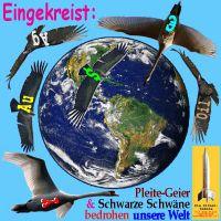 SilberRakete_Welt-PleiteGeier-SchwarzerSchwan-Papiergeld-Gold-Silber-Oil