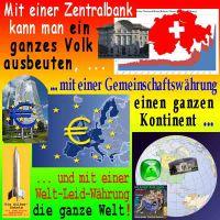 SilberRakete_Zentralbank-ausbeuten-Volk-Kontinet-Welt