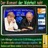 SilberRakete_Zypern-EURO-Rettung-gescheitert-Merkel-Schaeuble-Fernsehen