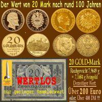 SilberRakete_20GoldMark-nach-100Jahren-Papiergeld-wertlos-GOLD-200Euro-400DM2