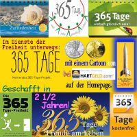 SilberRakete_365Titel-2einhalbJahre-Cartoons-Freiheit-GOLD-SILBER-Glueck-Zufriedenheit-Freude-kostenfrei