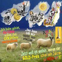 SilberRakete_3Schafe-GOLD-Preis-Manipulation-Goetter-Blankfein-Masters-Dimon-Preis-zu-hoch