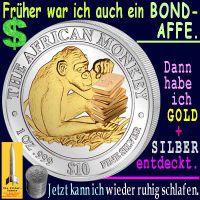 SilberRakete_African-Monkey-frueher-Bondaffe-Dollar-GOLD-SILBER-entdeckt-jetzt-ruhig-schlafen