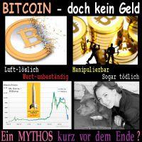 SilberRakete_Bitcoin-kein-Geld-manipulierbar-Tod-Mythos-Ende