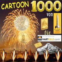 SilberRakete_Cartoon-1000-fuer-Hartgeld-Feuerwerk-Liberty-GOLD-SILBER-Berge