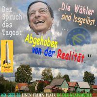 SilberRakete_Draghi-in-Wolken-EZB-Euro-Waehler-losgeloest-abgehoben2