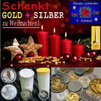 SilberRakete_Dritter-Advent-2014-Schenkt-GOLD-SILBER-zu-Weihnachten-Muenzen-Kerzen-Sterne