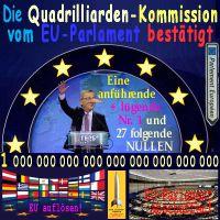SilberRakete_EU-Parlament-bestaetigt-Quadrillionen-Kommission-Juncker-Luegende1-27Nullen-EU-aufloesen-