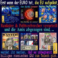 SilberRakete_EURO-tot-EU-weg-Bankster-Politiker-verurteilt-Amis-weg-russisches-Gas-Tausch-keine-Sanktionen