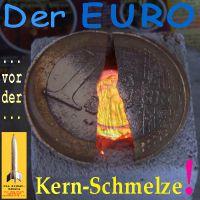 SilberRakete_EURO-zerbrochen-vor-der-Kern-Schmelze-Feuer-GOLD-Liberty-glueht
