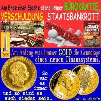 SilberRakete_Epoche-ENDE-Buerokratie-Verschuldung-Staatsbankrott-ANFANG-GOLD-Grundlage-Finanzsystem-Kaiser-PaulCMartin