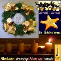 SilberRakete_Erster-Advent-2014-Ein-Lichtlein-brennt-Adventskranz-Kerzen-Stern-Philharmoniker
