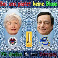 SilberRakete_FED-Yellen-EZB-Draghi-keine-Blase-platzt-Drucken-bis-Untergang