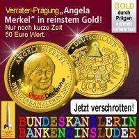 SilberRakete_GOLD-Muenze-Bundeskanzlerin-Angela-Merkel-Verraeter-Praegung-verschrotten-Bankenzinsluder3