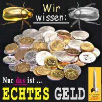 SilberRakete_GOLD-SILBER-Bugs-wissen-Echtes-Geld-nur-Muenzen-GOLD-SILBER