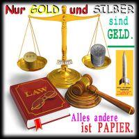 SilberRakete_Gesetz-Waage-Buch-nur-GOLD-SILBER-Muenzen-sind-Geld-alles-andere-Papier