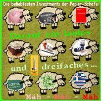 SilberRakete_Investmensts-Papier-Schafe-Sparbuch-Sparschwein-Bausparen-Dollar-Anleihen-Lebensversicherung-3faches-Maeh2