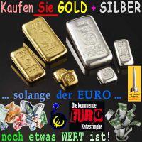 SilberRakete_Kaufen-Sie-GOLD-SILBER-solange-EURO-noch-etwas-Wert-ist-Barren-Euro-Katastrophe