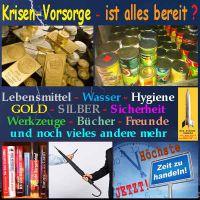 SilberRakete_Krisen-Vorsorge-GOLD-SILBER-Lebensmittel-Buecher-Sicherheit-vieles-mehr-Zeit