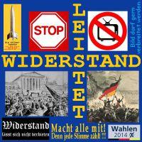 SilberRakete_Leistet-WIDERSTAND-STOP-System-Propaganda-Freiheit-Wahl2-2014