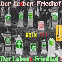 SilberRakete_Lesben-Friedhof-Lebens-Friedhof-Gruene-Grabsteine2