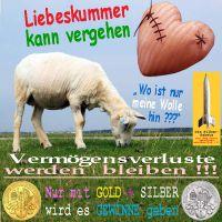 SilberRakete_Liebeskummer-vergehen-Herz-Schaf-ohne-Wolle-Vermoegensverluste-bleiben-GOLD-SILBER-Gewinne2