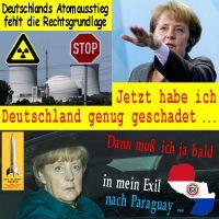 SilberRakete_Merkel-Atomausstieg-D-fehlt-Rechtsgrundlage-D-geschadet-Flucht-Exil